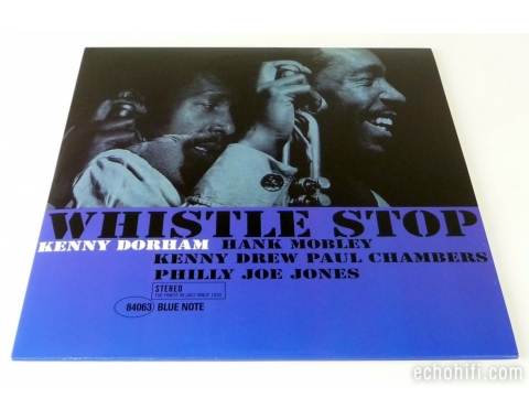 Analogue Productions Kenny Dorham ‎� Whistle Stop