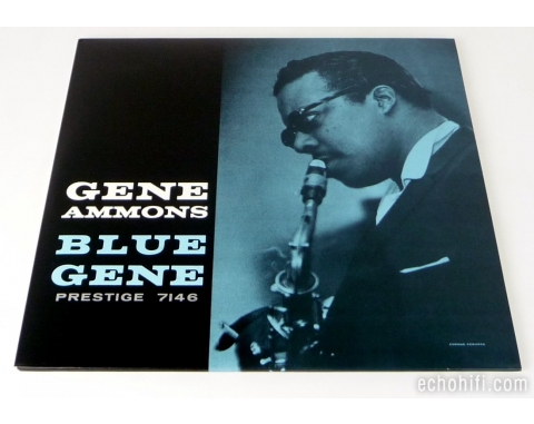 Analogue Productions Gene Ammons ‎� Blue Gene