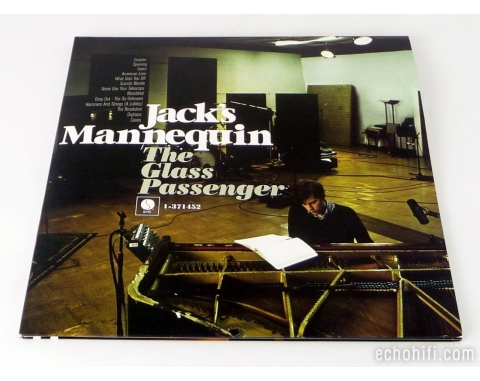 Warner Bros. Records Jack's Mannequin ‎� The Glass Passenger