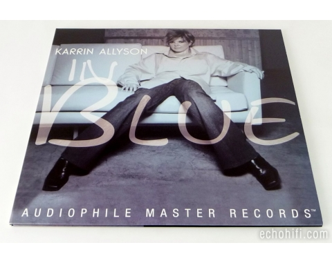Pure Audiophile Records Karrin Allyson ‎� In Blue