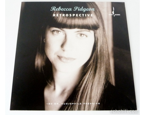Chesky Records Rebecca Pidgeon ‎� Retrospective