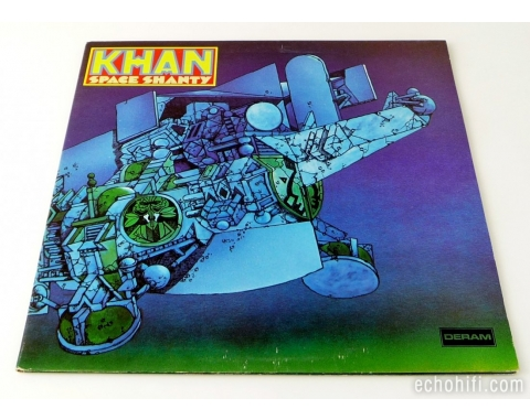 Deram Khan ‎� Space Shanty