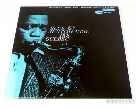 Analogue Productions Ike Quebec ‎� Blue And Sentimental
