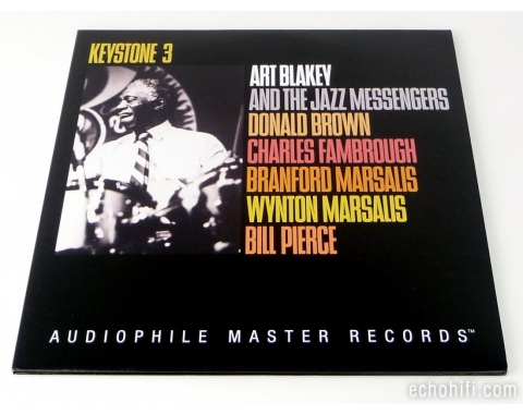 Pure Audiophile Records Art Blakey And The Jazz Messengers ‎� Keystone 3