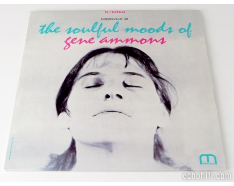 Analogue Productions Gene Ammons ‎� The Soulful Moods Of