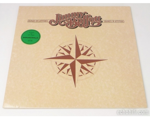 ABC Records Jimmy Buffett ‎� Changes In Latitudes, Changes In Attitudes