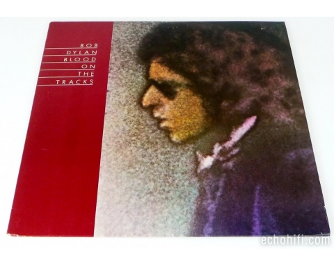 Columbia Records Bob Dylan ‎� Blood On The Tracks