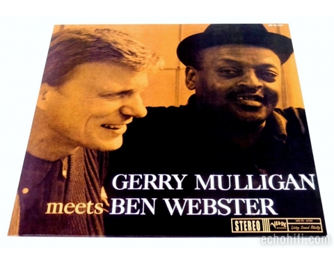 Speakers Corner Records Gerry Mulligan, Ben Webster ‎– Gerry Mulligan Meets Ben Webster