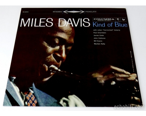 Columbia Records Miles Davis ‎– Kind Of Blue
