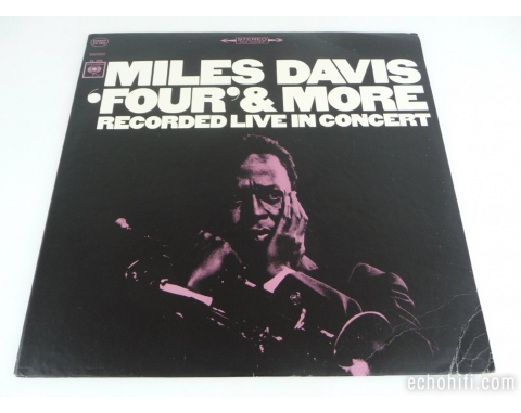 Columbia Records Miles Davis - Four & More
