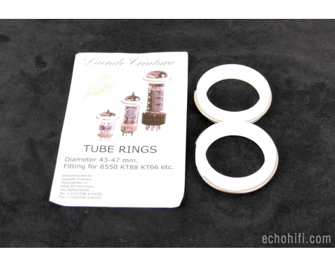Duende Criatura Noise Isolating tube Rings 43 - 47mm
