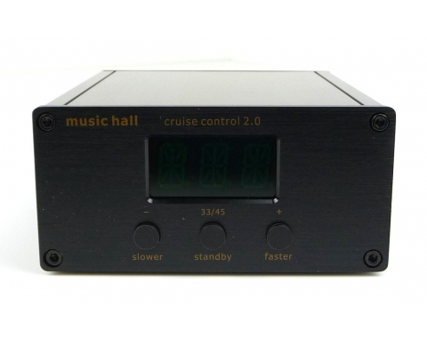 Music Hall Cruise Control 2.0