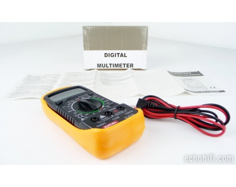 Echo Audio Digital Multimeter