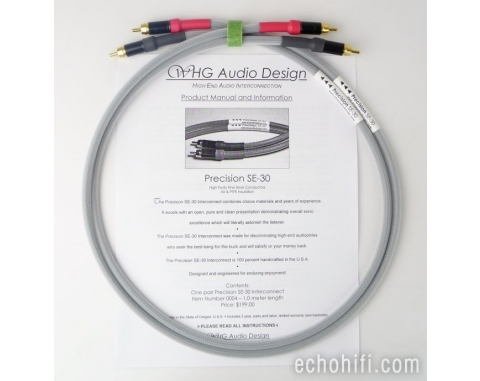 WHG Audio Design Precision SE-30