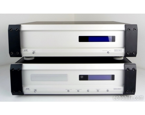 Musical Fidelity kwv DM25 DAC/Transport