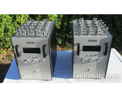 Audio Research 610T Monoblocks