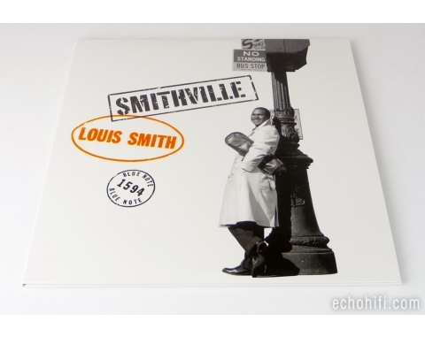 Blue Note Louis Smith - Smithville
