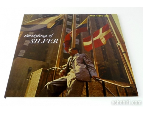 Blue Note The Horace Silver Quintet ‎� The Stylings Of Silver