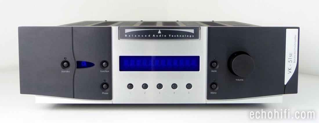 www.51se.com_Echo Audio | BAT VK-51SE