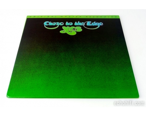Mobile Fidelity Sound Lab Yes ‎� Close To The Edge