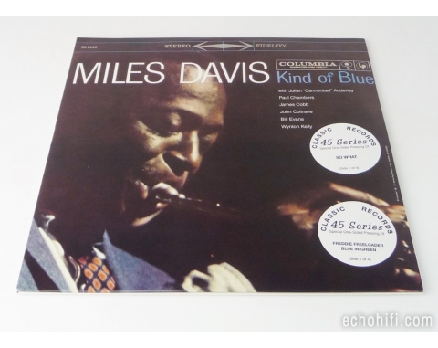 Classic Records Miles Davis ‎- Kind Of Blue