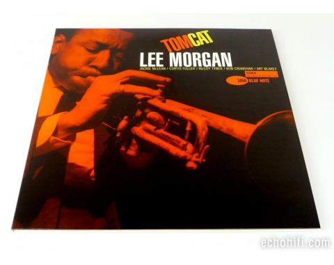 Music Matters Lee Morgan ‎� Tom Cat
