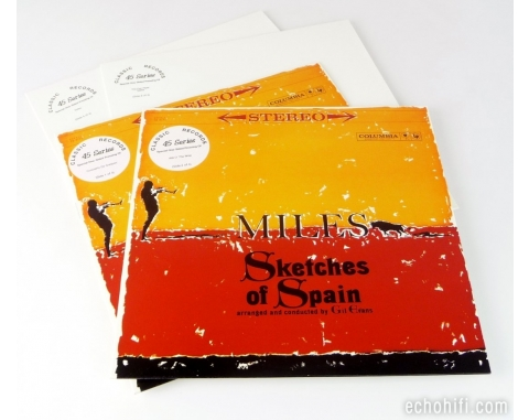 Classic Records Miles Davis ‎� Sketches Of Spain