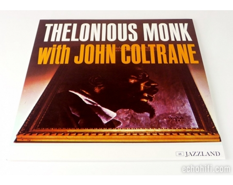 Analogue Productions Thelonious Monk With John Coltrane ‎� Thelonious Monk With John Coltrane