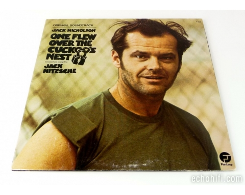 Fantasy Jack Nitzsche ‎� One Flew Over The Cuckoo's Nest