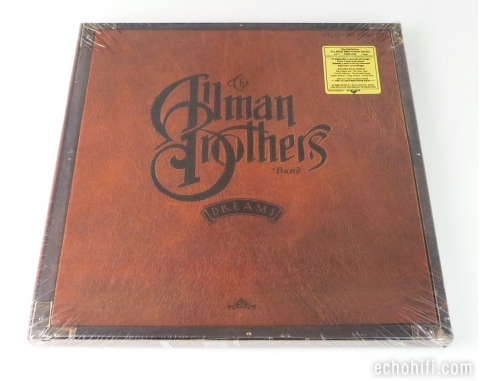 Polydor The Allman Brothers Band ‎� Dreams
