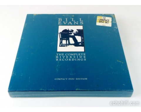 Riverside Records Bill Evans ‎� The Complete Riverside Recordings