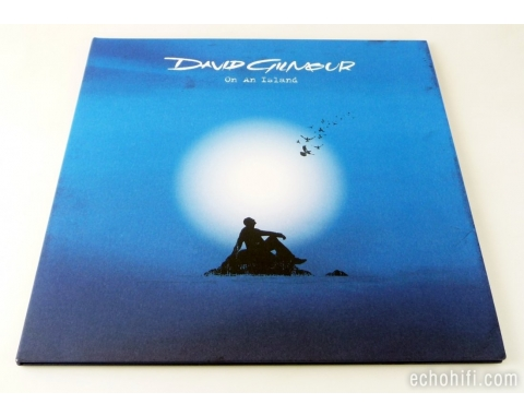 EMI David Gilmour ‎� On An Island