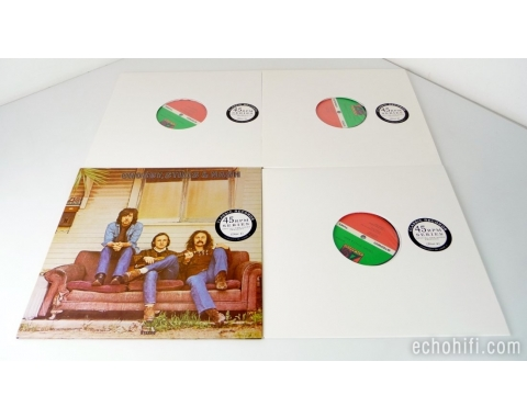 Classic Records Crosby, Stills & Nash ‎� Crosby, Stills & Nash