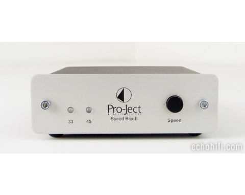 Pro-Ject Speed Box II