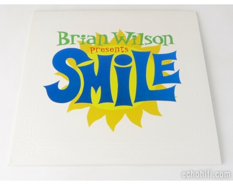 BriMel/Rhino Records Brian Wilson ‎� Brian Wilson Presents Smile