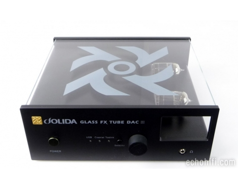 Jolida Glass FX Tube Dac III