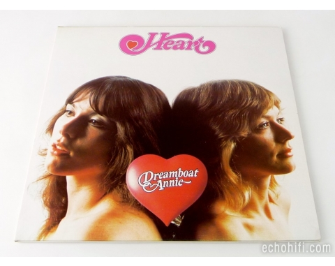 Mushroom Records Heart ‎� Dreamboat Annie