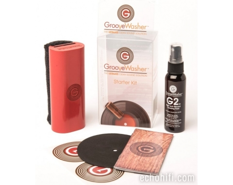 Groove Washer Record Cleaning Starter Kit
