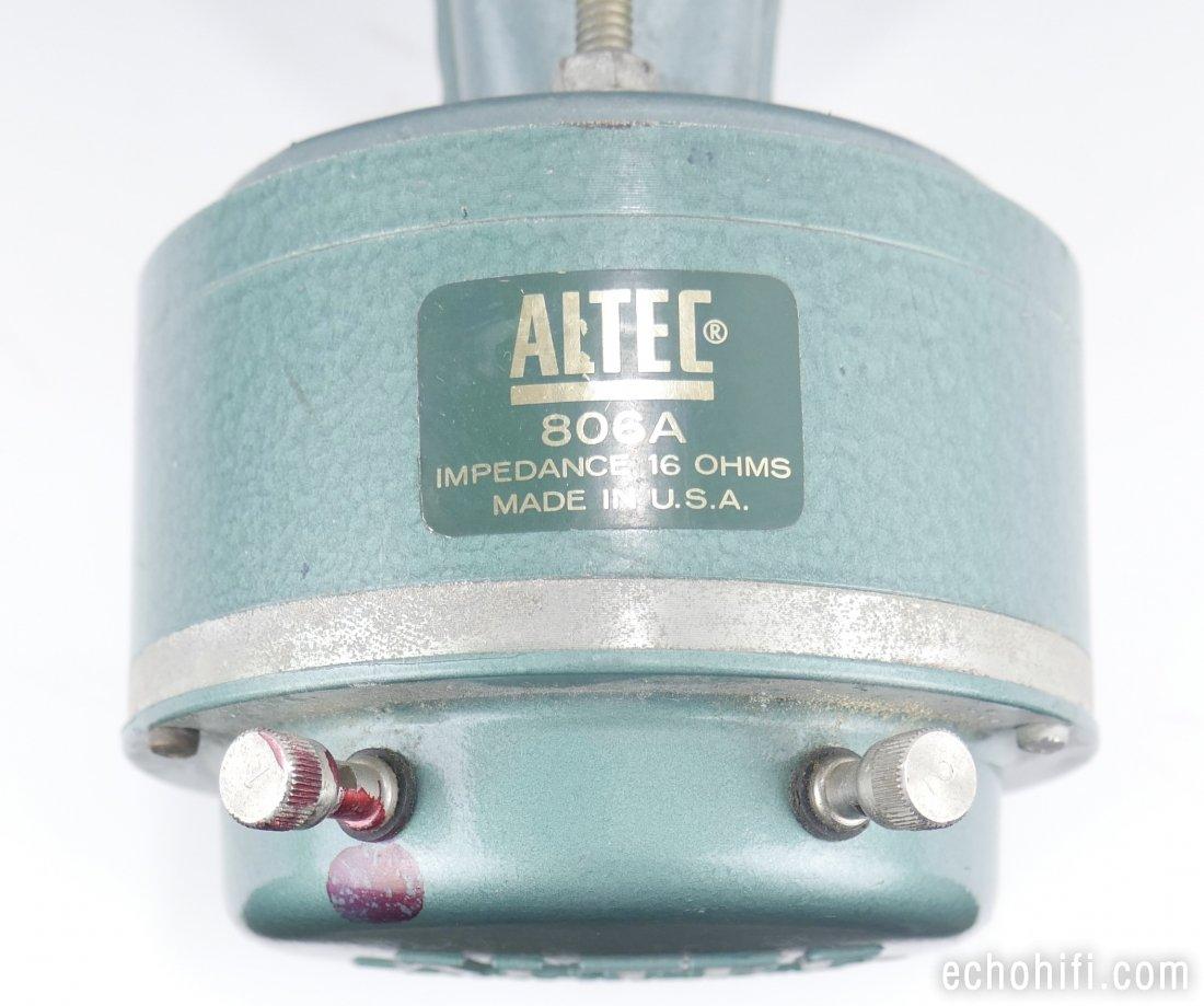 Echo Audio | Altec 806A