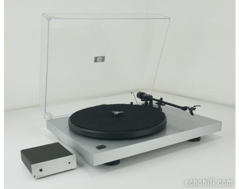 Pro-Ject Debut II with Speed Box