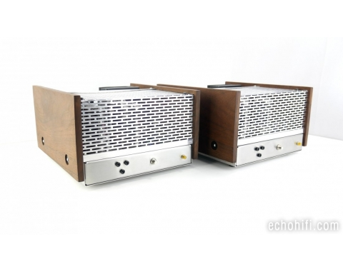 Vacuum Tube Audio M-125 Monoblocks